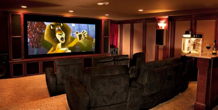 Introducing, 2018s New Generation of Home Theater