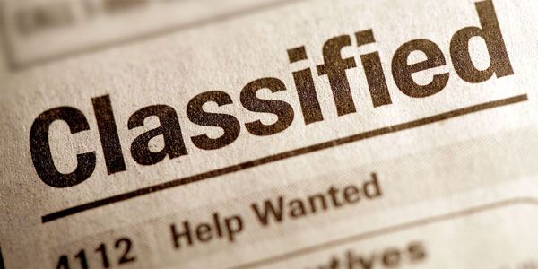 free classifieds ads online