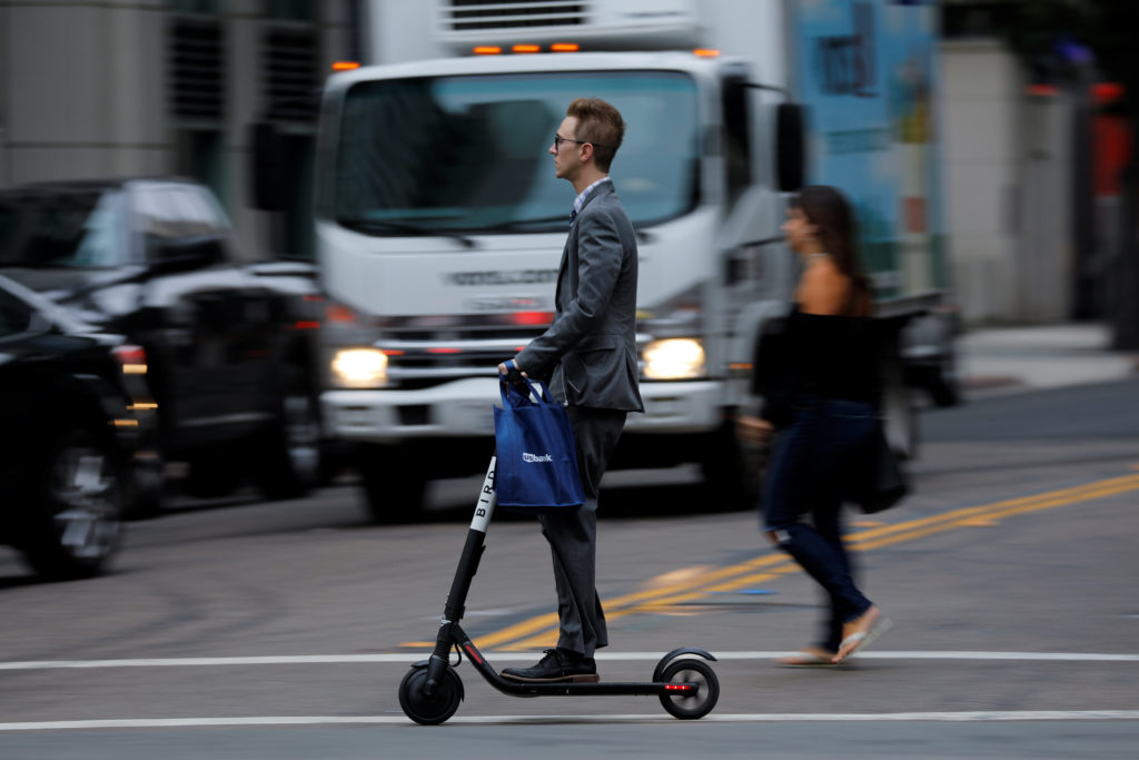 The Future of Electric Scooters