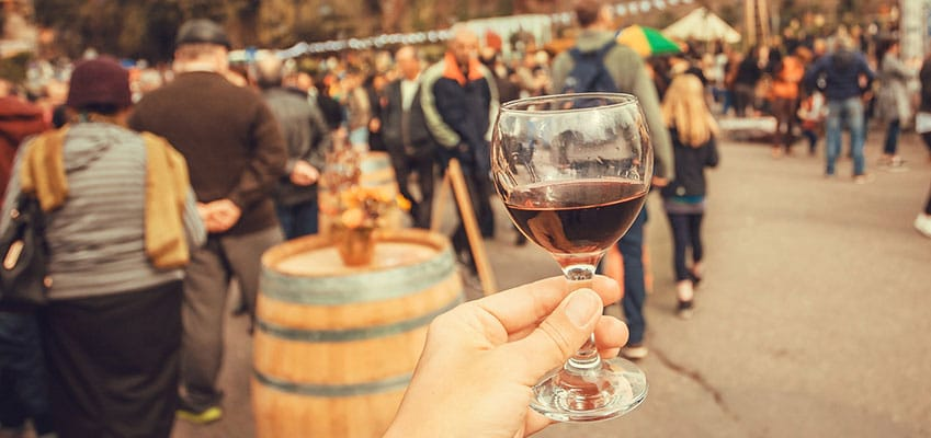 Now get to taste the best wine of all times - Visit the biggest wine festival in Australia today!