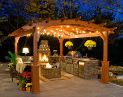 EASY AND AFFORDABLE WAYS TO STYLE A PERGOLA