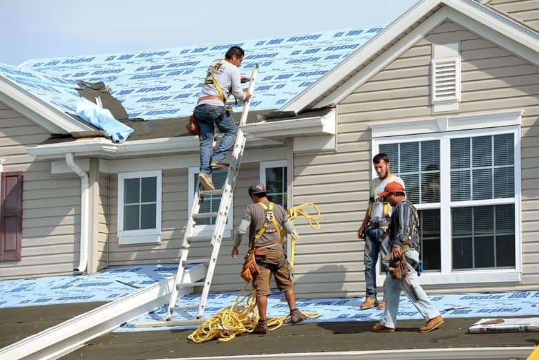 roofing Ascot company