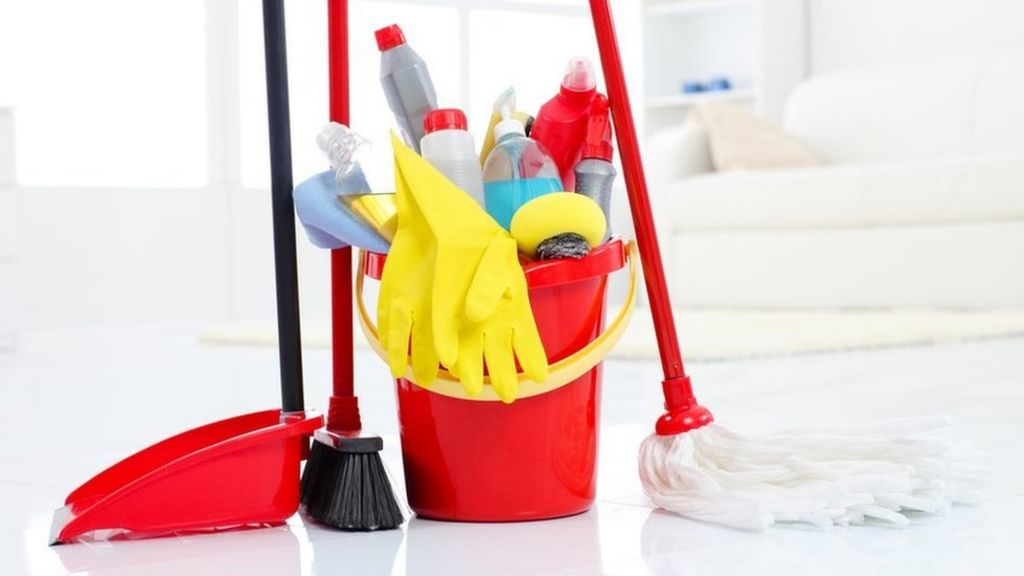 Cleaning Supplies to Store at Home