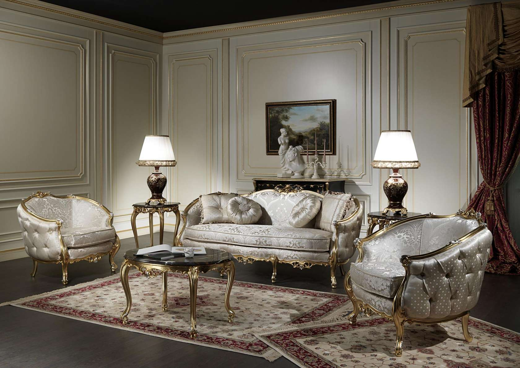 Tips To Give Your Living Room That Wow Factor